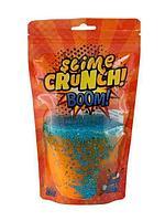 Слайм Crunch- slime BOOM с ароматом апельсина, 200 г.
