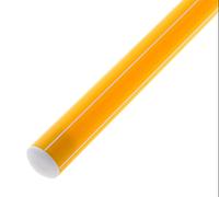 Палка гимнастическая пластик 50 см