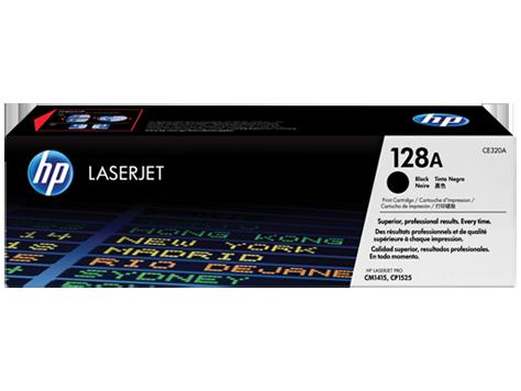 HP CE320A Картридж лазерный HP 128A черный, ресурс 2000 стр