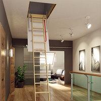 Чердачные лестницы FAKRO (Росс...