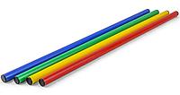 Палка гимнастическая пластик 70 см