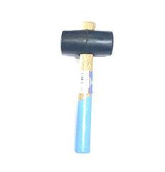 Киянка черная резина (деревянная рукоятка 910гр)