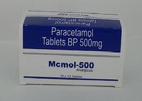 Парацетамол 0,5 г №10 табл. / Индия