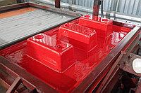 Вакуумная формовка листовых пластмасс, вакуумформовка