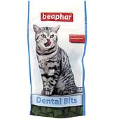 Подушечки Cat-A-Dent Bits для чистки зубов кошек, Beaphar - 35 г