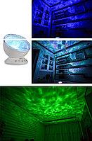 """Проекционный светильник-ночник """"свет в океане"""""""