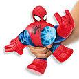 Гуджитсу Игровой набор тянущихся фигурок Человек-Паук и Веном, фото 3
