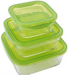 Набор контейнеров LUMINARC KEEP'N BOX, 3 шт.