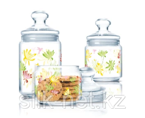 Клубный набор Luminarc Crazy Flowers Pot