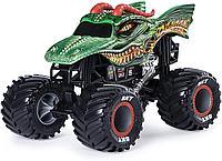 Машинка Джип Монстр Трак Monster Jam Дракон, масштаб 1:24, фото 1