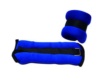 Утяжелители для рук и ног (1кг х 2) Китай