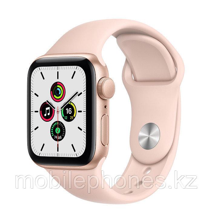 Apple Watch SE 44mm Золотой