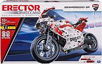 Конструктор Meccano мотоцикл Ducati для взрослых детей 10+, фото 1