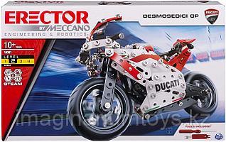Конструктор Meccano мотоцикл Ducati для взрослых детей 10+