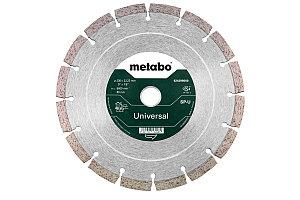 Круг алмазный (Универсальный) сегментированный (230x22.2 мм) Metabo