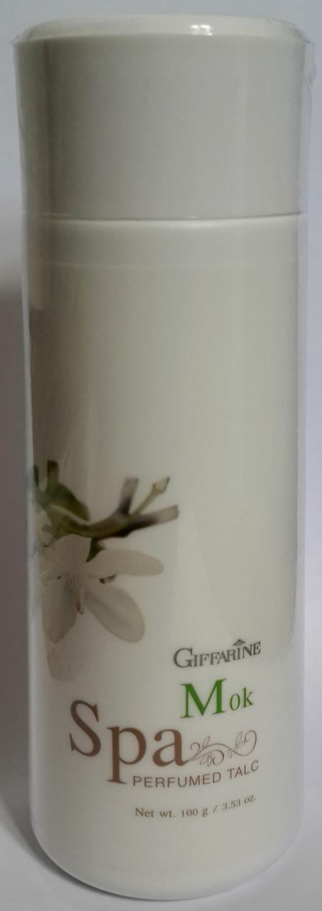 Тальк парфюмированный для тела Spa Mok