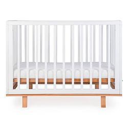 """Кроватка детская Happy Baby """"MIRRA"""" белая"""