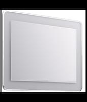 Aqwella Malaga 90 см, цвет крафт темный правая зеркало