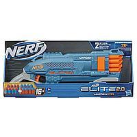 Hasbro Nerf N-Strike Elite 2,0 Бластер Дробовик Нерф Варден ДБ-8 (Warden DB-8)