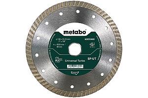 Круг алмазный сплошной по бетону (180x22.2 мм) Metabo