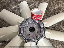 Вентилятор охлаждения двигателя ЯМЗ-236М2 для экскаватора Кранэкс ЕК270