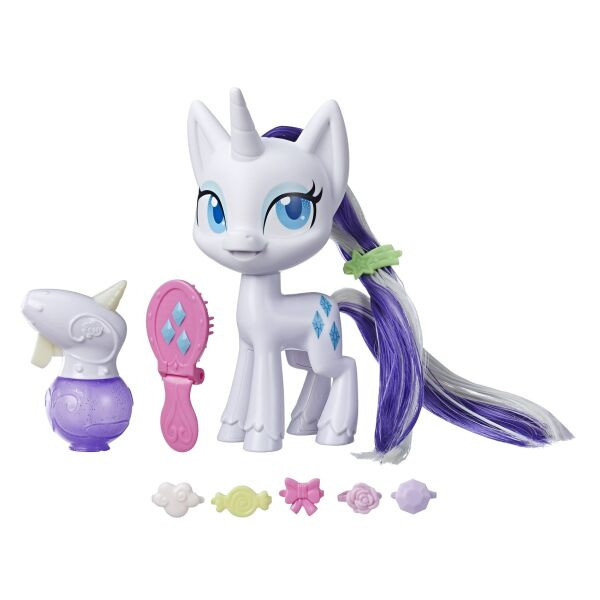 "Hasbro My Little Pony Игровой набор ""Волшебная грива Рарити"" - фото 2"