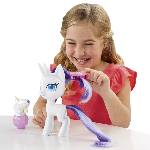 "Hasbro My Little Pony Игровой набор ""Волшебная грива Рарити"" - фото 3"