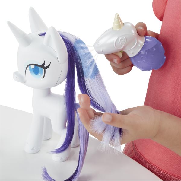 "Hasbro My Little Pony Игровой набор ""Волшебная грива Рарити"" - фото 4"