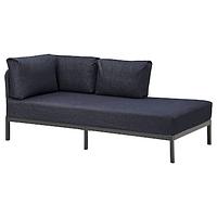Кровать-кушетка РОВАРОР с 1 матрасом Хамарвик жесткий 90x200 см. ИКЕА, IKEA