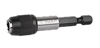 """Адаптер магнитный для бит с держателем, 60мм. ЗУБР """"Эксперт"""""""