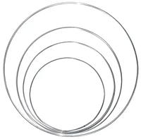 Обруч алюминиевый 95см