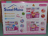 Набор кухонного гарнитура для кукол Sweet Home, фото 1