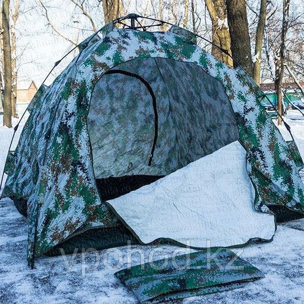 Палатка для зимней рыбалки быстроразборная