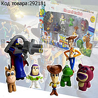 Набор фигурок миниатюрных История игрушек 4 Вуди и император Зург G-5003