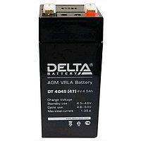 Аккумулятор Delta DT 4045 (47)