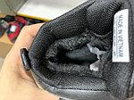 Кроссовки зимние Nike Air Force 1 Utility Mid All Black (+Мех), фото 4