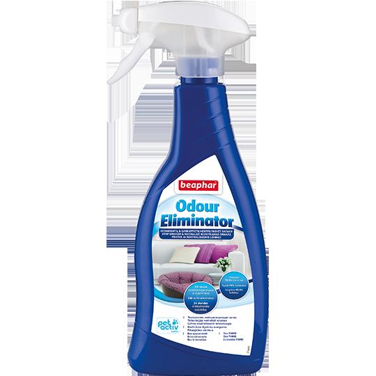 Спрей Odour Eliminator для уничтожения запахов в помещении, Beaphar - 500 мл