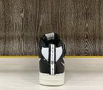 Кроссовки зимние Nike Air Force 1 Utility Mid Black (+Мех), фото 3