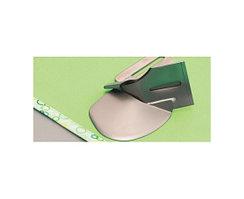Лапка-улитка B0421S03A для двойной подгибки вшиваемой ленты или косой бейки 28мм