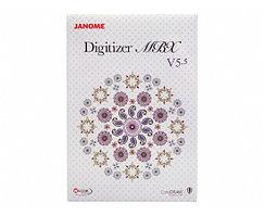 Программное обеспечение JANOME DIGITIZER MBX V5.5