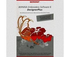 Программное обеспечение Bernina Designer Plus 6