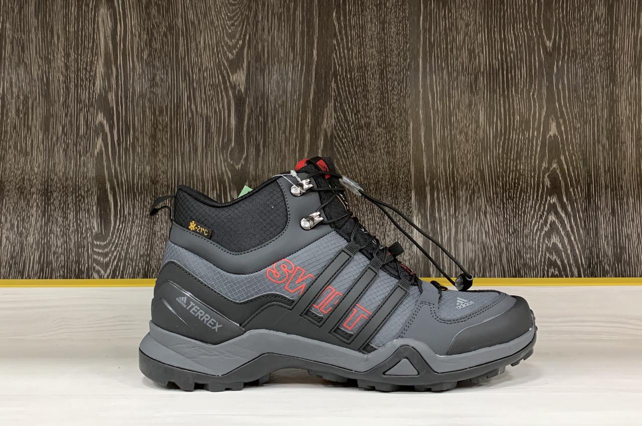 Кроссовки зимние Adidas Terrex GTX 455 (Gore-Tex) - фото 1