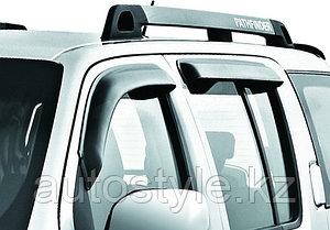 Дефлекторы окон Nissan Pathfinder 2005+ HIC