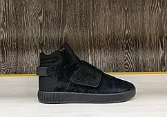 Кроссовки Зимние Adidas Tubular Invader (+мех)