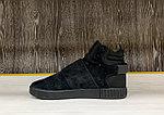 Кроссовки Зимние Adidas Tubular Invader (+мех), фото 2