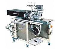 Машина - автомат для изготовления планки для рубашек ''поло'' Jack JK-Т5878-58В