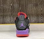 Баскетбольные Кроссовки Nike Air Jordan 4 Raptor, фото 2