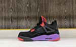 Баскетбольные Кроссовки Nike Air Jordan 4 Raptor, фото 3