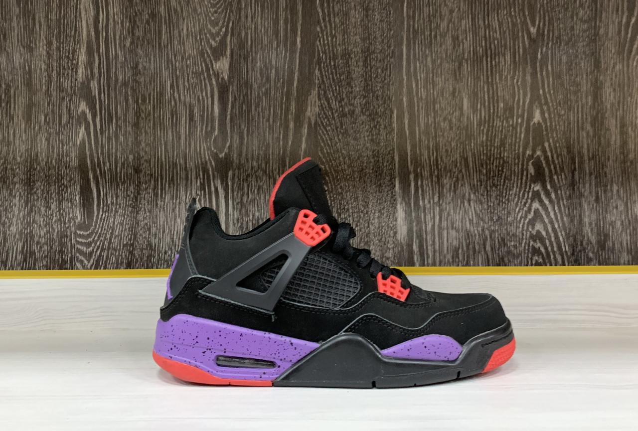 Баскетбольные Кроссовки Nike Air Jordan 4 Raptor
