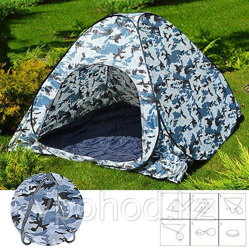 Палатка автомат зимняя 2,5*2,5 м утепленная